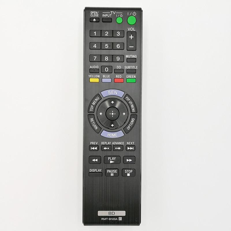 RMT-B123A de control remoto original para SONY BDP-S790 reproductor de disco Blu-ray