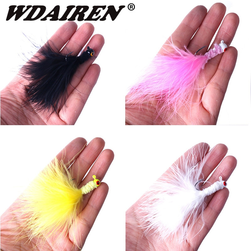 yazhida global fly fishing fans flies collection plan 5Pcs Lures Fly fishing Hooks Butterfly Insects Style Salmon Flies Trout Single Dry Fly Fishing Lure Fishing Tackle WD-053