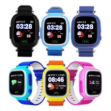 Q90 GPS Child Smart Watch Phone Position Children Watch Anti-lost SOS Call Location Tracker for Smar