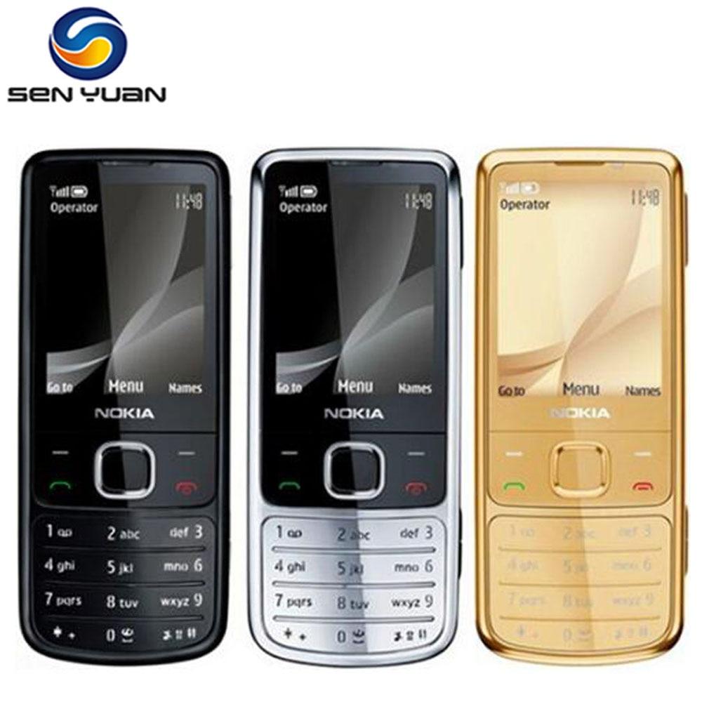 Original Unlocked Nokia 6700 Classic Cell Phone GPS 5MP 6700c English /Russian/Arabic Keyboard support