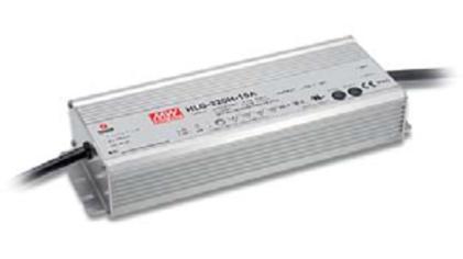 12V22A HLG-320H-12B 320 w Única Saída de Comutação da fonte de Alimentação Modo de Corrente Constante LED Driver