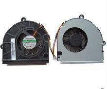 SSEA Nieuwe Laptop CPU Fan Gratis verzending voor Asus K43T K43B K53B K53BY K53T A53U X53U X53B koelventilator MF60120V1-C250-G99