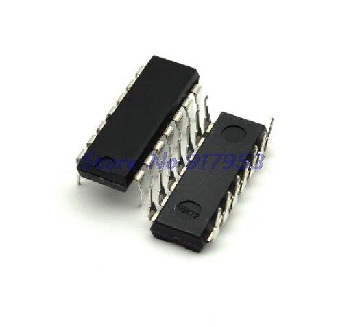 5 unids/lote SN74LS266N HD74LS266P 74LS266 DIP-14 en Stock