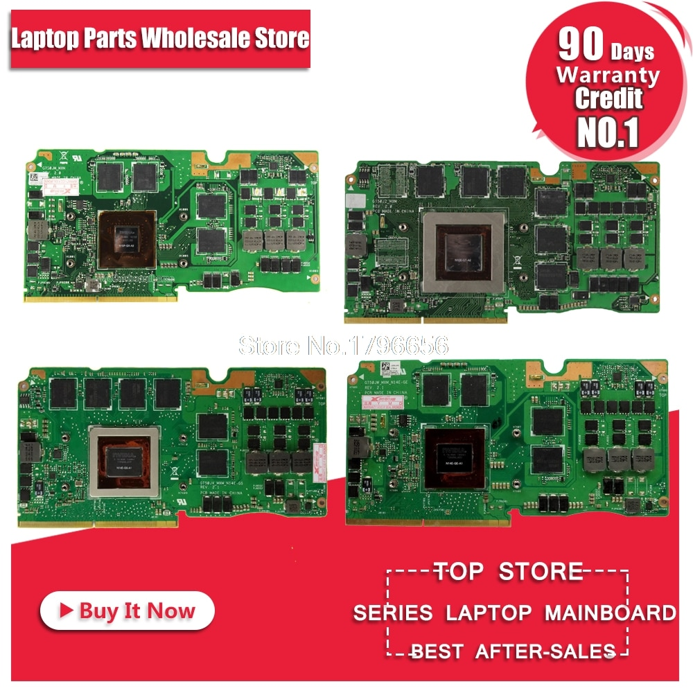 MXMIII VGA Видеокарта GTX 765M 770M 780M 860M 870M для ASUS G750J G750JH G750JW G750JS G750JM G750JX G750JZ ноутбук