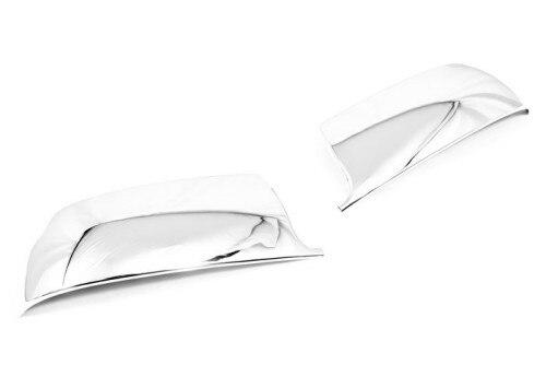 High Quality Chrome Side Mirror Cover for Kia Rio5 free shipping