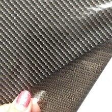 CnHGarts livraison gratuite 50cm largeur fiber de carbone aquaprint transfert impression graphique film transfert deau impression WTP2366-1
