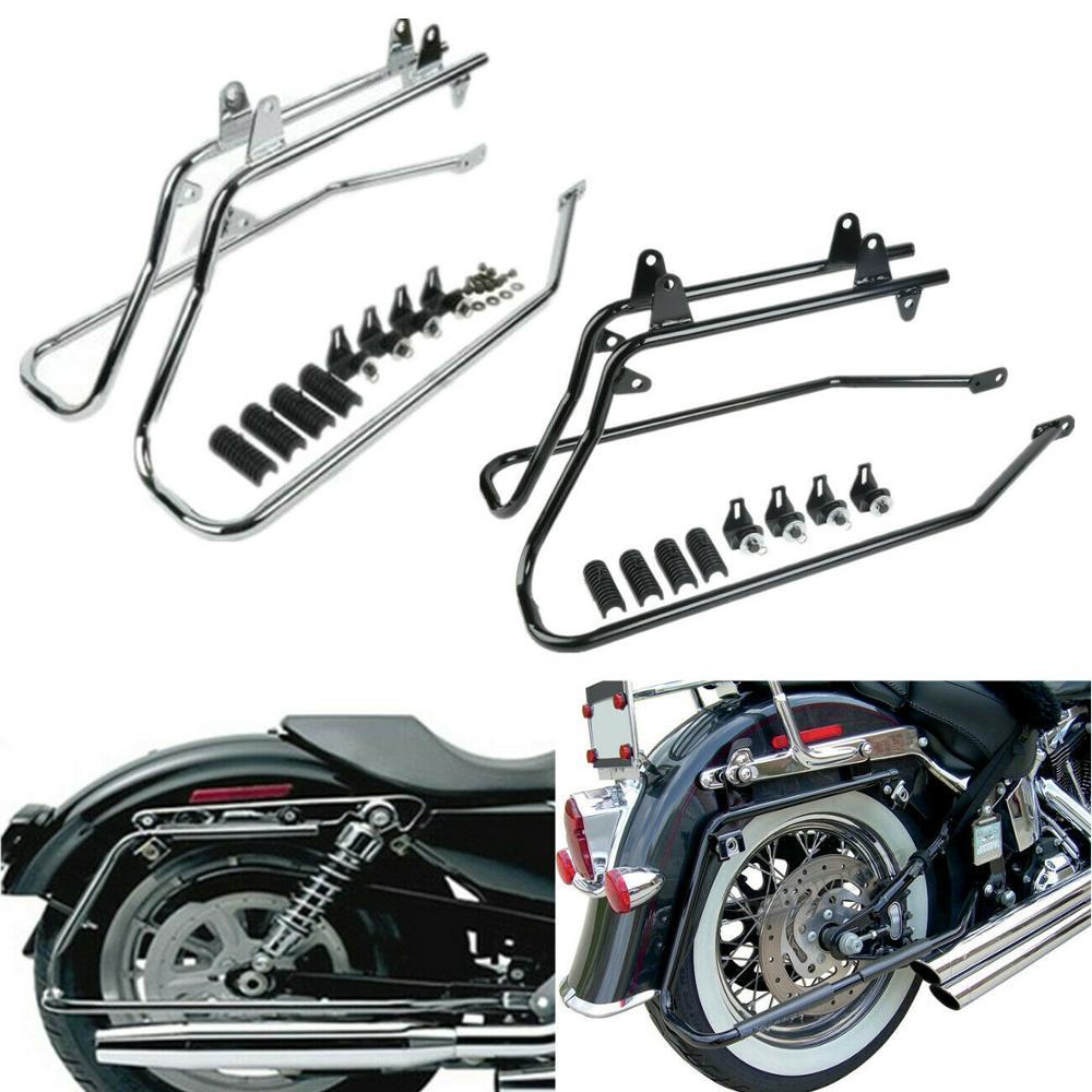 حاصرات تحويل الدراجة النارية لـ Harley Heritage Springer flist Softail ، 1984-2013 w/الأجهزة