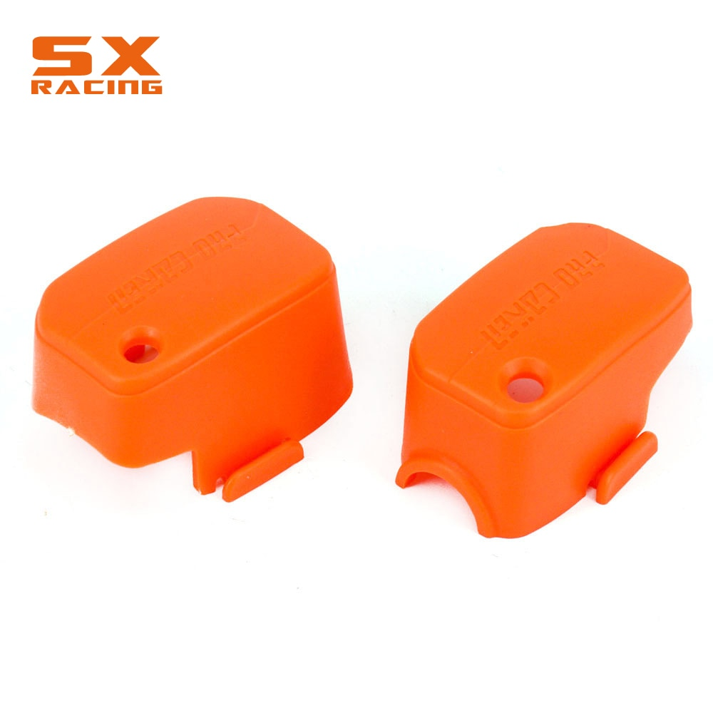 Motorcycle Front Brake Master Cylinder Cover Cap Guard For KTM 125 150 200 250 300 350 400 450 500 530 SX EXC SXF XC XCF XCW