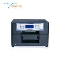 6 Color Digital Printing Machine On Fabric Cotton T Shirt Printer