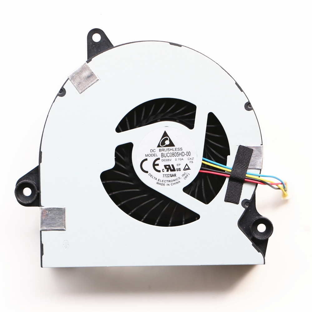 New Cooler Fan For Asus VivoMini PC VC68v VC68R Cpu Cooling Fan