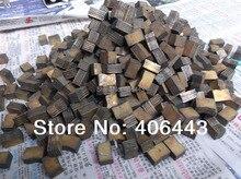 Limestone Cutting Diamond Segments 1600*24*7.5/8.5*10/12mm