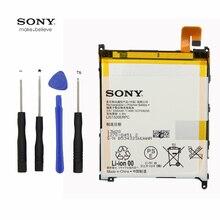 Batterie dorigine Sony LIS1520ERPC pour Sony Xperia Z Ultra XL39 XL39H C6802 C6806 C6833 3000 mAh