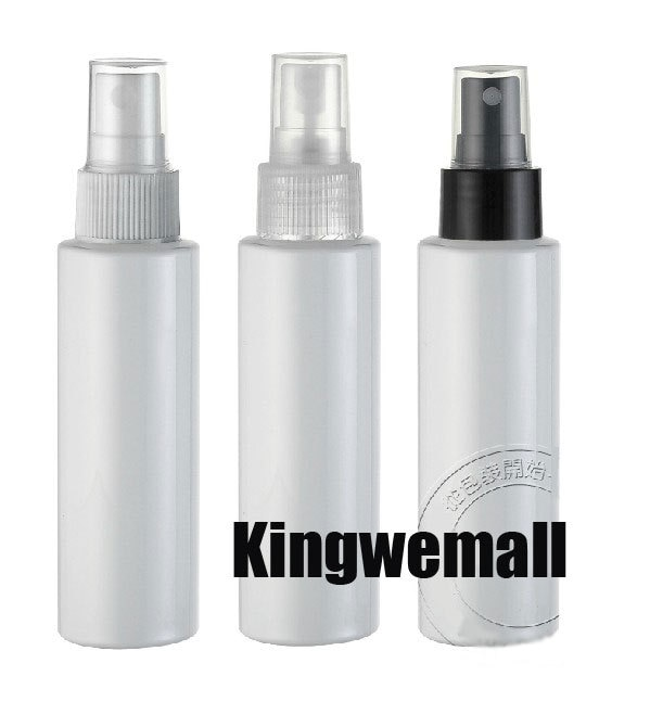 300pcs/lot 100ml empty plastic spray bottle atomizer sprayer for travel