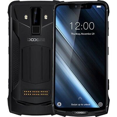 Перейти на Алиэкспресс и купить DOOGEE S90 pro смартфон, 6 гб 2019 гб, экран 128 дюйма, восьмиядерный