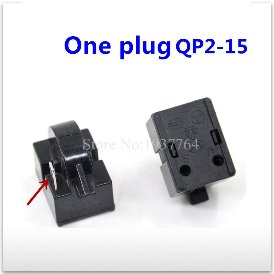 1 Uds nuevo refrigerador 0064000321 starter One plug QP2-15