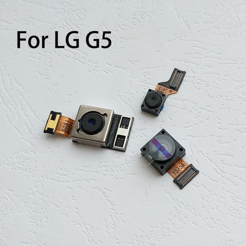 Для LG G5 F700 H850 H860 LS992 VS987 H868 H830 Новый 1 комплект (3 шт.) модуль камеры большой + Средний + маленький Модуль камеры Запасная часть