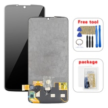 Pour Motorola Moto Z4 LCD affichage écran tactile numériseur assemblée remplacement pour Moto Z4 XT1980-3 écran