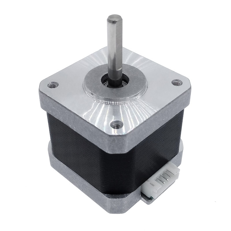 Motor paso a paso de 40mm de alto par 42 motor Nema17 motor paso a paso 1.7A 0.45N.M 2 fases para máquina impresora 3D