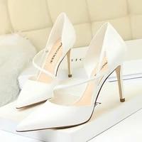 pumps women shoes women heels slender pointed sweet women designer sneakers luxury shoes women designers pointed toe sexy heels