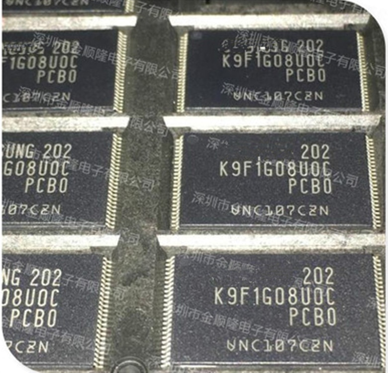 Módulo 10 Uds K9F1G08UOC-PCBO TMP82C79P-2 STM8L151C8U6 STM8L151C8 TDA8950J STM32F407VET6 512KB SN65LVDS105PWR SN65LVDS105PW nuevo