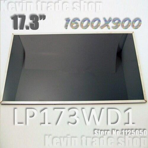 17.3 polegadas 1600x900 para hp/compaq 4710s 4720s 4730s dv7 g72 g7 telas lcd do portátil cla173ua01a matriz de exibição led