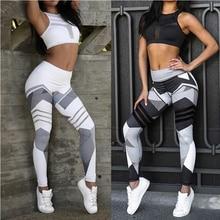 2019 Slim Stretch Yoga Pants Plus Size Leggings Sport Women Fitness Legging Running Tights Women Leggins Ropa Deportiva Mujer