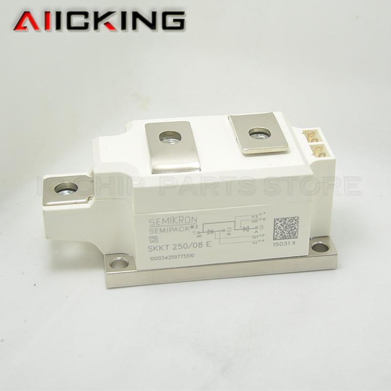 SKKT250-08E SKKT250/08E 1/PCS, وحدة جديدة IGBT