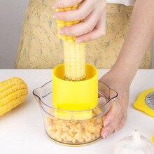 Multifunction Household Kitchen Corn Thresher Mini Ginger Garlic Grinding Grater Planer Slicer Cutter Tool Kitchen Gadgets