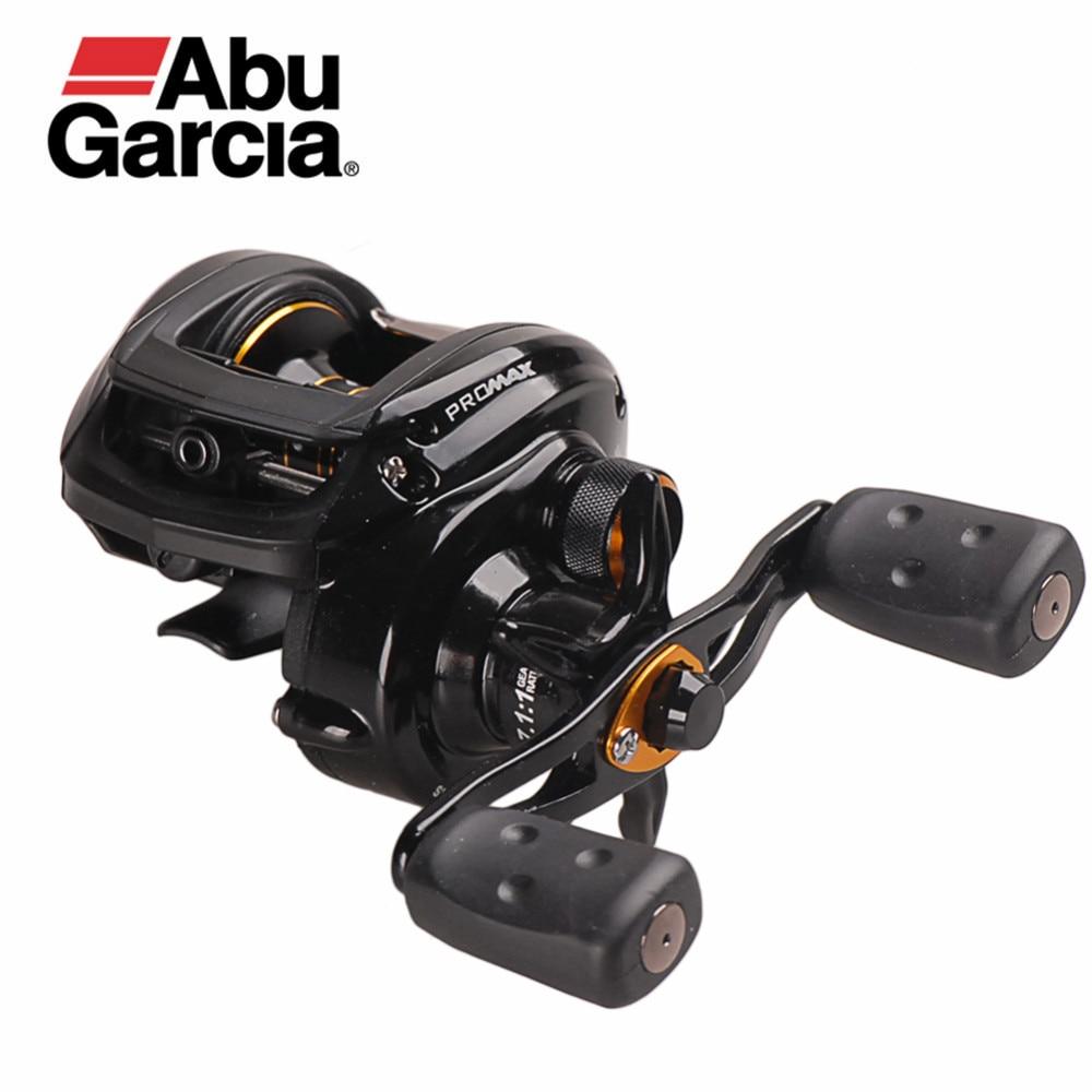100%-carrete de pesca de la marca Abu Garcia Pro Max3 PMAX3, cebo...