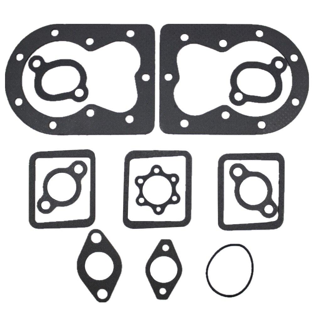 Комплект прокладок для измельчения клапанов Inc 2 Заменяет 110-3181Stens 465-235 для двигателя ONAN BF-B43-48 & P 216-218-220 CCK CCKA CCKB