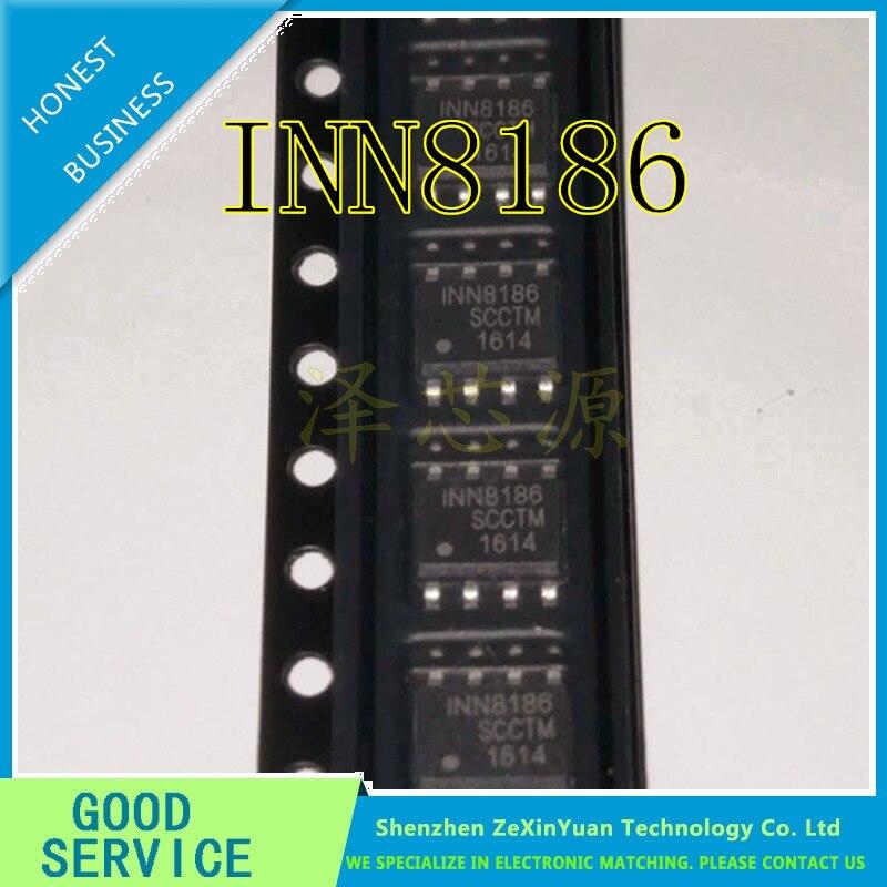 10PCS/LOT  INN8186 1nn8186 Unique 450mA DiSEqC LNB SUPPLY CHIP NEW IN STOCK