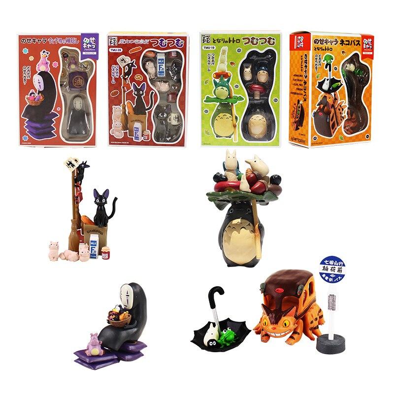 2-15 см аниме Миядзаки Хаяо Кики служба доставки Мой сосед Тоторо Кики служба доставки ПВХ мультфильм фигурка модель игрушки кукла