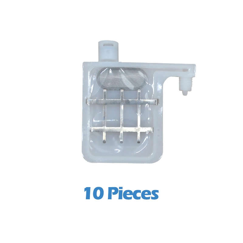 10pcs dx4 dx5 printer print head big ink damper filter Double row for Roland for Mutoh for Mimaki printer DX4 DX5 damper good quality 1 pcs lot dx5 two head ink pump assembly cleaning for large format printer spare part selling