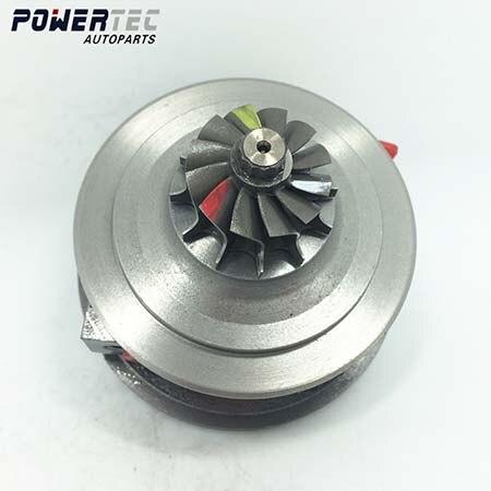 Turbo cargador equilibrado core 708837 chra cartucho 724961 724808-0001, nuevo para Smart MCC Fortwo 700 ccm 45 Kw - 61 HP M160-1