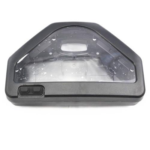 Velocímetro negro tacómetro calibre cubierta de la caja de la motocicleta para Honda CBR1000RR CBR 1000 RR 2004 - 2007