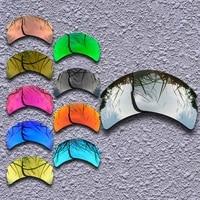 polarized replacement lenses for oakley flak 2 0 xl sunglasses multiple choices