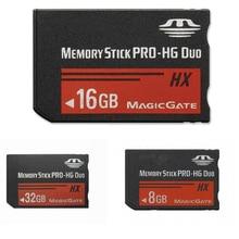 Voor Sony 8GB 16GB 32GB 64GB PSP 1000/2000/3000 Memory Stick MS Pro duo Geheugenkaart