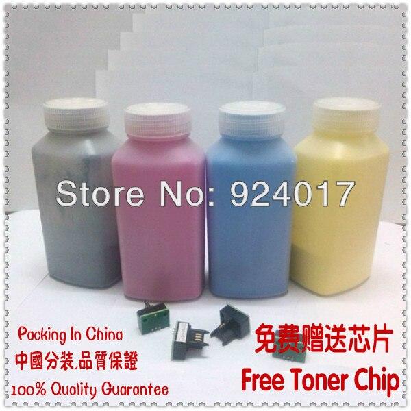 Para okidata c5550 c6000 c6100 c6050 c6150 impressora a cores garrafa toner em pó, para oki 5550 6000 6100 6050 6150 recarga toner em pó