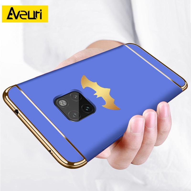 Luxury Phone Case For Huawei Honor 10 9 Lite 7X 8X Coque Back Cover Case For Huawei Mate 20 Pro Lite 10 Pro P Smart Plus Fundas