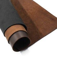 Leer Plantaardig Gelooid Rundleer Materiaal Stof Stuk, Echt Lederen Portemonnee Handtas Schoenen Diy Leathercraft Accessoires