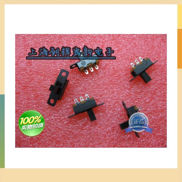 Dial file 2 Lima 3 Conmutador de pie interruptor de barra transversal interruptor de empuje con agujero fijo SS-12F15
