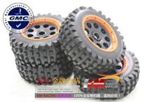 1/5 escala baja 5 t desert t1000 pneus dianteiro & traseiro roda & pneus/conjunto