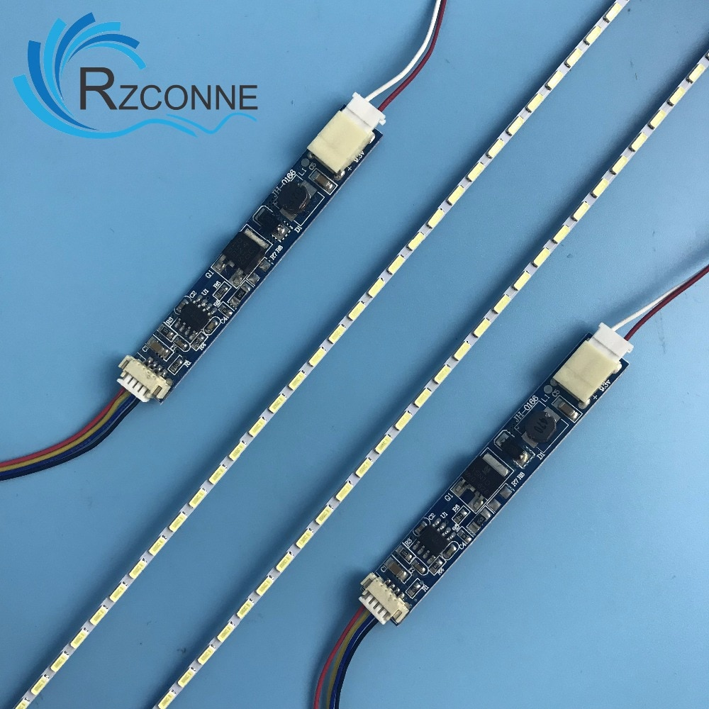 245x2.0mm Strip for 11 inch  LCD Laptop Dimable LED Backlight Lamps Adjustable Update Kit  Can be cu