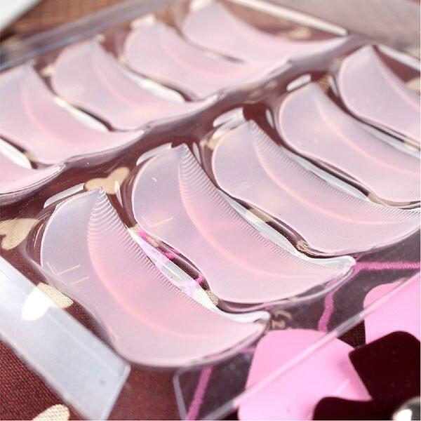 Щипцы для завивки ресниц завивки, подтяжки ресниц, накладные ресницы, защитная накладка