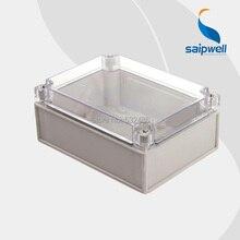 Venta caliente ip66 eléctrica impermeable junction box125 * 175*75mm (estilo europeo)