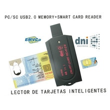 SCR80-éditeur de cartes intelligentes SIM   48 en 1, Support SD(7 en 1) + micro SD + MS(3 en 1) + M2 + SIM + carte intelligente, Kit ISO 7816 + SDK