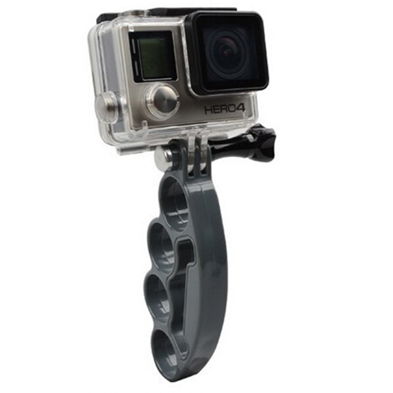 Foleto Mini mano dedo estabilizador Cámara Steadycam palo para la cámara para Xiaomi YI pro HERO5 4 3 2 sj4000 sj5000 Accesorios