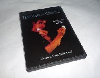3 fly (DVD + Gimmick), versão morgan moeda, ilusão coin-truque de Magia, truques de mágica, fogo, adereços, comédia, Anel