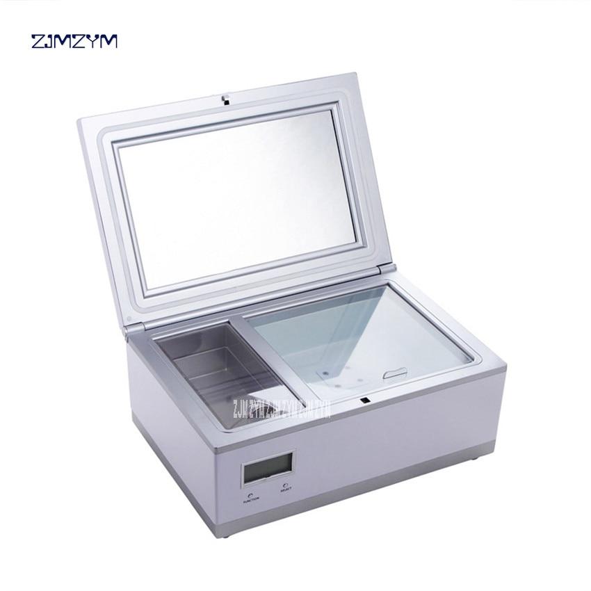 CC-3L cosméticos geladeira 3l cosméticos reefer freezer portátil para cosméticos geladeira carro vertical mini refrigerador caixa ac220v 8-18c