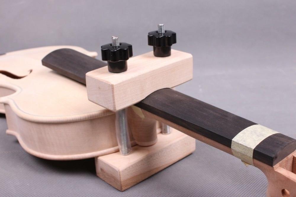 Herramienta para violín Yinfente, pinzas para cuello de violín, herramientas para violín, herramientas Luthier